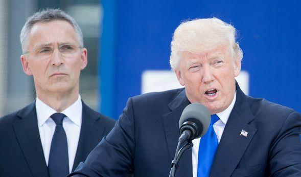 """""""Böse, sehr böse"""" - Trump kritisiert Deutschland (Foto)"""