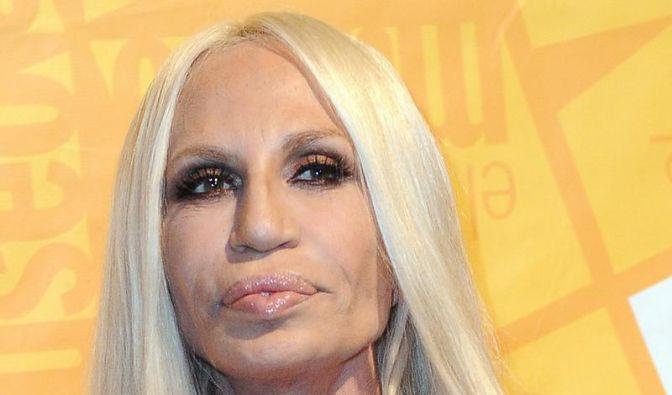 Donatella Versace schwört dem Protz ab (Foto)