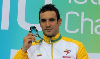 Doping: Schwimm-Weltverband sperrt acht Athleten (Foto)