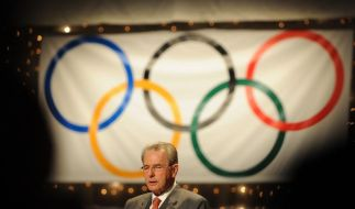 Doping-Studie: Rogge fordert «harte» Fakten (Foto)