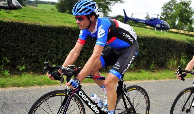 Doping-Sünder Millar im britischen Olympia-Radteam (Foto)