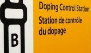 Dopingkontrolle (Foto)
