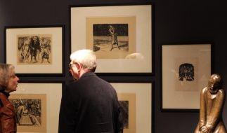 Doppelausstellung zum unbekannten Ernst Barlach (Foto)