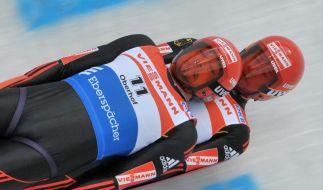 Doppelsitzer Wendl/Arlt holen dritten Saisonsieg (Foto)