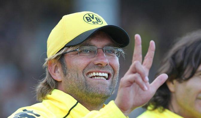 Dortmund-Coach Klopp (Foto)