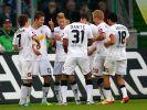 Dortmund entzaubert Bayern - Gladbach siegt 5:0 (Foto)