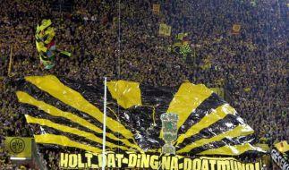 Dortmund Fans (Foto)