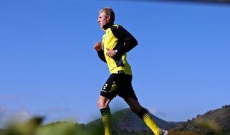 Dortmund verlängert Vertrag mit Julian Koch bis 2014 (Foto)