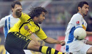 Dortmund wieder mit Heimsieg - Bochum harmlos (Foto)