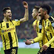 Bayern vergeigt 2. Titel! BVB ballert den FC Bayern aus dem DFB-Pokal (Foto)