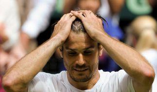 DOSB: Haas nicht bei Tennis-Weltverband für Olympia (Foto)