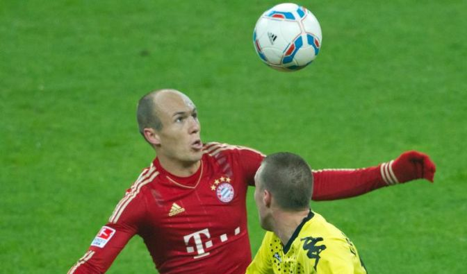 Double-Duell BVB vs. Bayern - Traditionsclubs bangen (Foto)