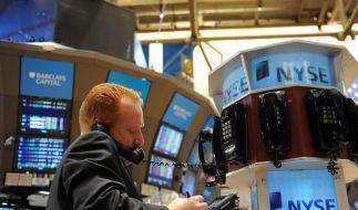 Dow erstmals seit Mitte 2008 über 12 000 Punkten (Foto)
