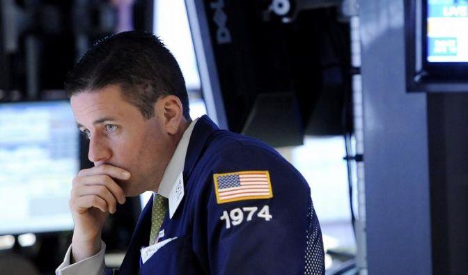 Dow schließt mit größtem Wochenverlust 2012 (Foto)