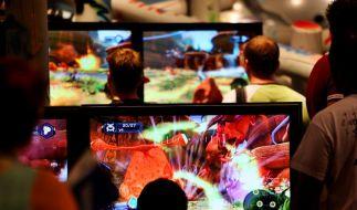 Download statt Silberscheibe: Kampf um die Computerspieler (Foto)