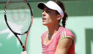 Drei deutsche Tennis-Profis in Wimbledon gesetzt (Foto)