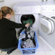 Waschmaschine und Trockner dürfen in die Wohnung (Foto)