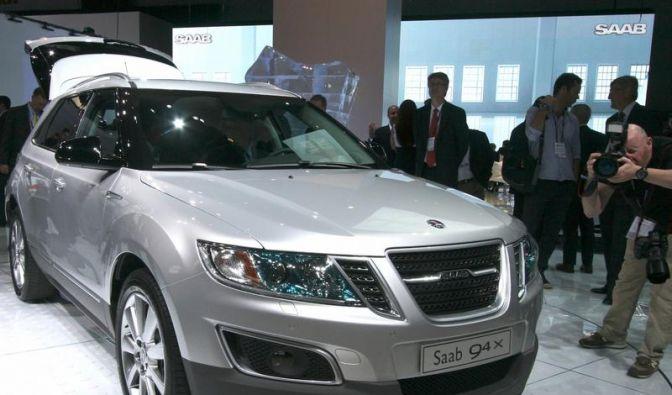 Drei neue Saab-Modelle bis 2012 (Foto)