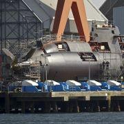 Drei U-Boote hat eine deutsche Werft für Israel gebaut, drei weitere sollen folgen.