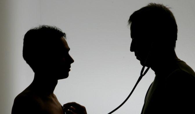 Drei Viertel der Deutschen befinden sich derzeit in ärztlicher Behandlung. (Foto)