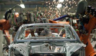 Dreikampf zwischen Audi, BMW und Daimler bleibt spannend (Foto)