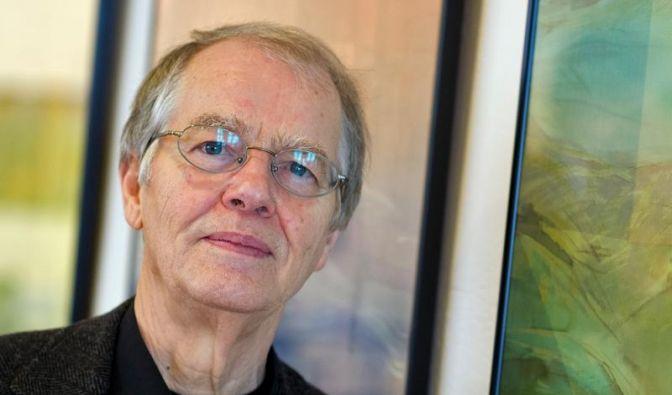 Dresdner Kunstpreis für Volker Braun (Foto)