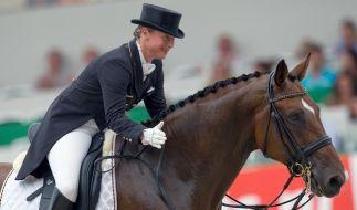 Dressur-Star Werth gewinnt in Stuttgart Grand Prix (Foto)