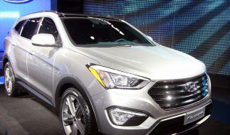 Dritte Generation des Hyundai Santa Fe kommt im September (Foto)