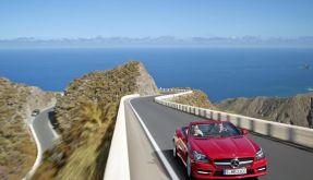 Dritte SLK-Generation von Mercedes ab 38 675 Euro (Foto)