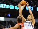 Dritter Sieg in Serie für die Dallas Mavericks (Foto)