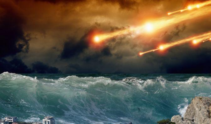 Droht der Menschheit ein Mega-Beben? (Foto)