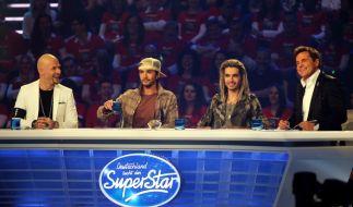 Droht «Deutschland sucht den Superstar» das Aus? (Foto)