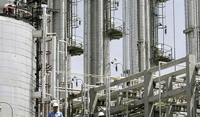 Drohung aus Teheran: Urananreicherung auf 56 Prozent (Foto)