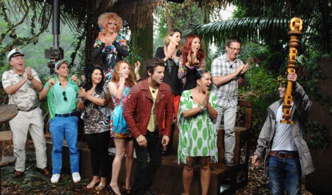 Dschungelkönig Joey (Foto)
