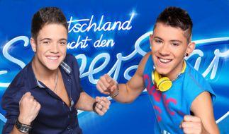 DSDS 2012 bei RTL:  Luca und Daniele kämpfen um den Sieg (Foto)
