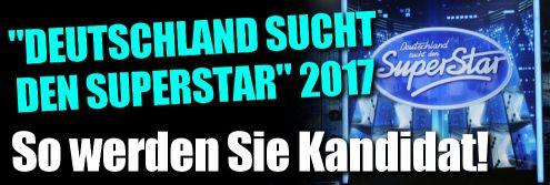 DSDS Casting 2017 - Deutschland sucht den Superstar