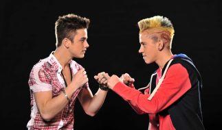 DSDS 2012 bei RTL:  Luca oder Daniele? Wer wird Deutschlands Superstar? (Foto)