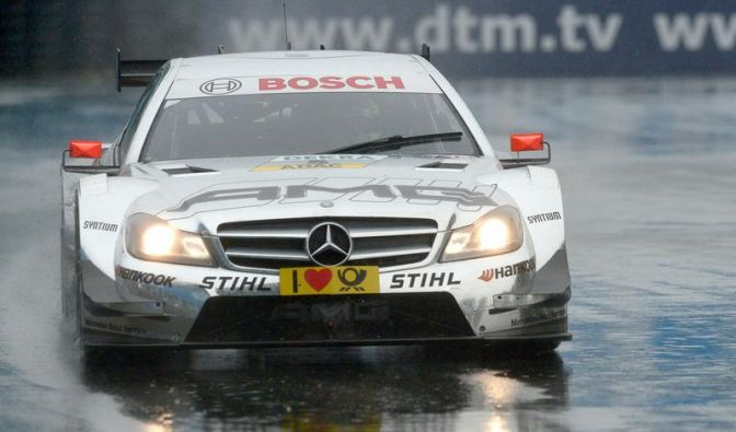 DTM: Green siegt mit Mercedes auf dem Norisring (Foto)