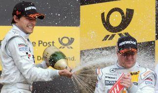 DTM: Schumachers erstes Podest - Sieg für Spengler (Foto)