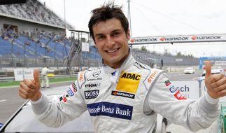 DTM: Spengler holt Pole - Dämpfer für Schumacher (Foto)