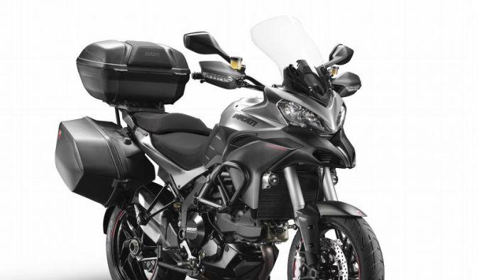 Ducati Multistrada 1200 bekommt neue Technik und frisches Design (Foto)
