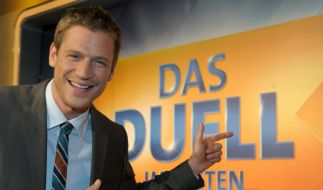 «Duell»-Moderator Weber soll ARD-Vorabend retten (Foto)