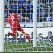 Düsseldorf trifft am 11. Spieltag auf Darmstadt. (Foto)
