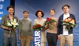 Düsseldorfer Literaturpreis für Autor Leif Randt (Foto)