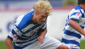 Duisburger Fußballprofi Julian Koch operiert (Foto)