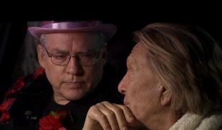 Durch die Nacht mit Rolf Eden und Rosa von Praunheim (Foto)