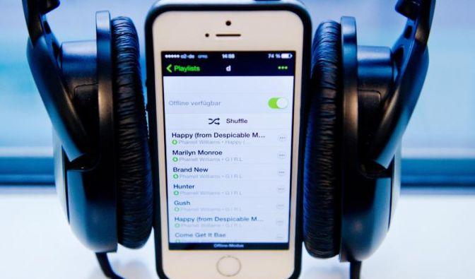 Durch Streamingdienste verdienen Musiklabels heutzutage gut. Doch durch sogenannte Streamrippers können Kunden die Songs abspeichern. Ob das legal ist, ist nicht ganz geklärt. (Foto)