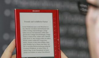 Durchbruch des E-Books wohl erst in einigen Jahren (Foto)