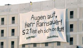 Durchbruch für Grün-Rot: Volk entscheidet über S 21 (Foto)