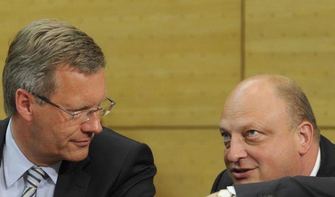 Durchsuchung bei Wulffs Ex-Sprecher Glaeseker (Foto)